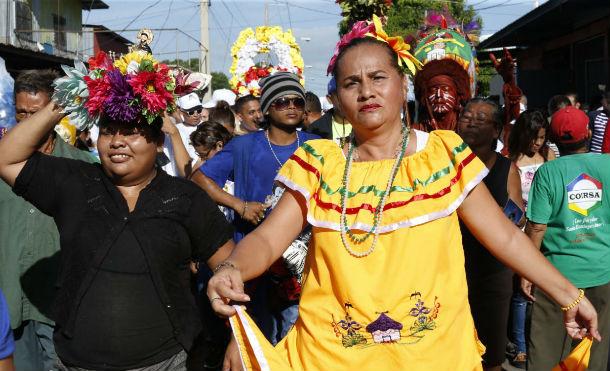 Compañera Rosario destaca actividades religiosas de Nicaragua