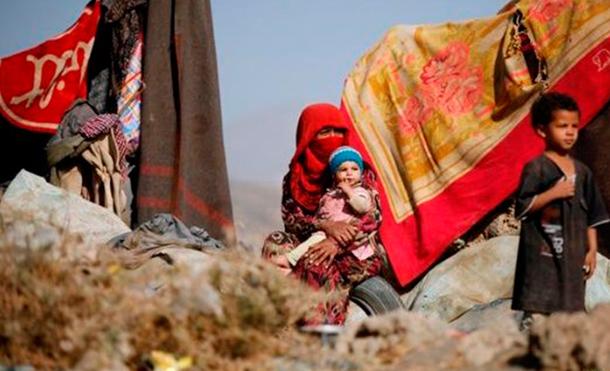 Casos de cólera en Yemen subirán a 900.000 a fin de año