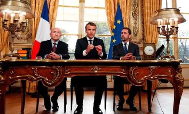 Entra en vigencia ley antiterrorista en Francia