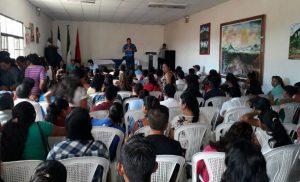 Matagalpa: 200 Jóvenes serán protagonistas del proyecto Universidad en el Campo de la UNAN