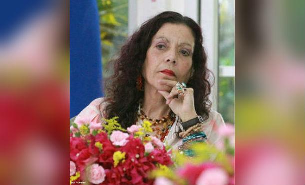 Compañera Rosario en Multinoticias (8 de mayo del 2018)