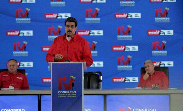 """Presidente Nicolás Maduro: """"Nicaragua triunfará por encima del terrorismo y la violencia"""""""