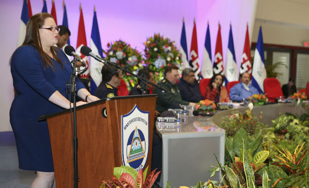 MIGOB cumple 39 años con el compromiso de servir al pueblo nicaragüense