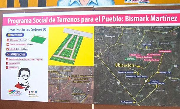 Avanza programa Bismark Martínez desde las alcaldías municipales