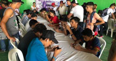 Jóvenes y niños viven la fiebre del Free Fire en el torneo regional realizado en Matagalpa