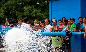 Inifom: 181 millones de córdobas invertidos en agua, calles y caminos