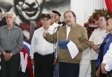 Homenaje Póstumo al Comandante Guerrillero Raúl Venerio