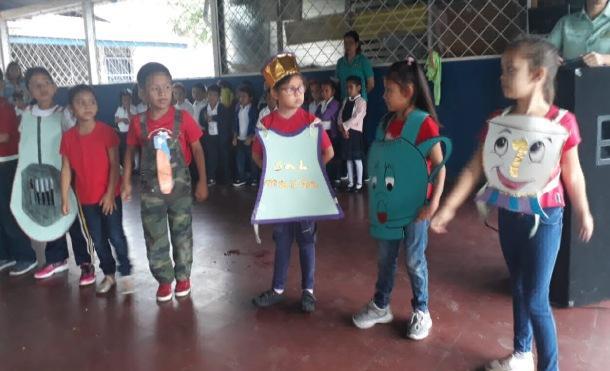 Estudiantes matagalpinos inician segundo semestre con mucho entusiasmo