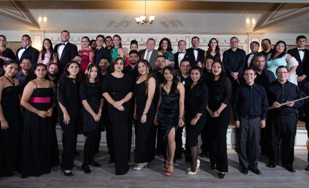 Foto Cortesía: INCANTO ha celebrado su V Aniversario con un Concierto Conmemorativo en su sede ubicada en el Puerto Salvador Allende.