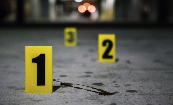 Foto Referencia: Investigadores Policiales capturaron a uno de los sujetos que participó en las muertes homicidas, identificado con iniciales W.A.M.D. de 25 años de edad.
