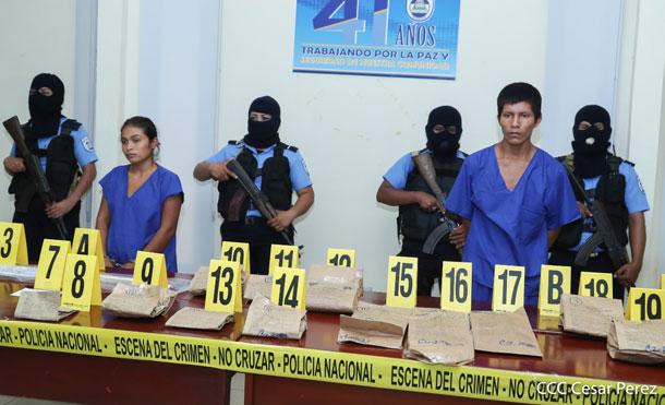 Imagen Cortesía: Policía Nacional presenta resultados de investigaciones y captura a delincuentes autores de violación y homicidio a niñita en El Tuma, La Dalia