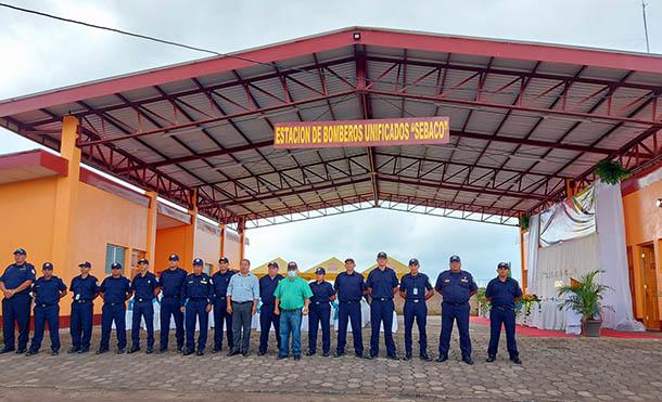 Foto Cortesia // La estación brinda cobertura a más de 37 mil pobladores del municipio