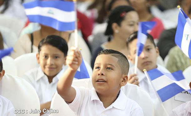 Foto Jairo Cajina // Las matrículas iniciarán este viernes en toda Nicaragua