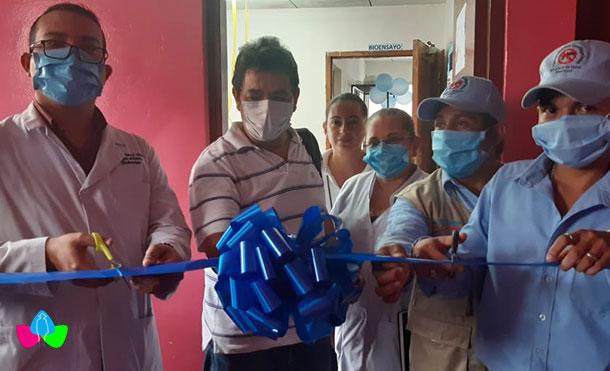 Foto Cortesía: En el Laboratorio también se podrá identificar los mecanismos de resistencia de las larvas de los mosquitos a los insecticidas