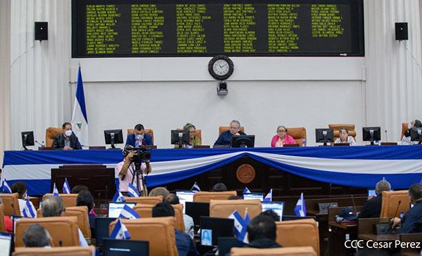 Foto Cortesía: El diputado Carlos Emilio López manifestó que esta Ley es coherente, consonante y armónica con la Constitución Política y con el Derecho Internacional e instrumentos jurídicos internacionales.