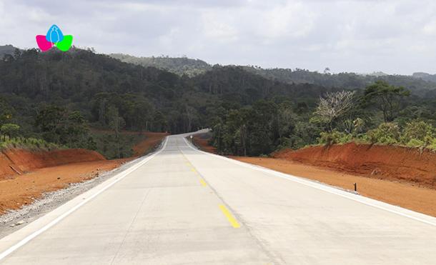 Foto Multinoticias // La Red Vial en Nicaragua ha mejorado un 600% en los últimos años