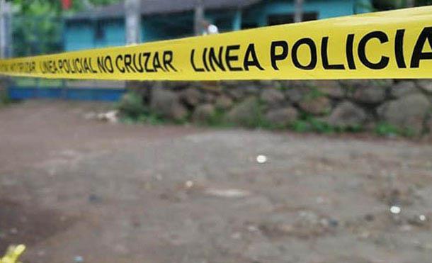 Linea Policial homicidio