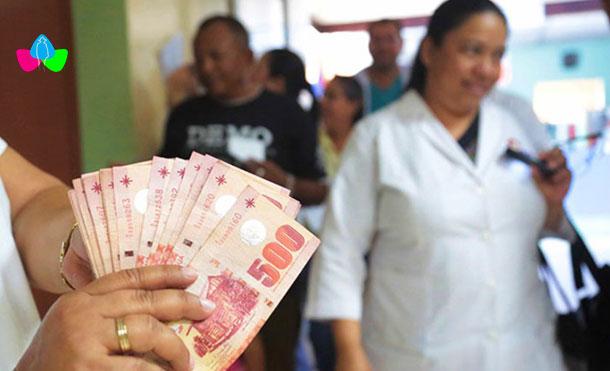 Foto Cortesía: A partir del 18 de noviembre los trabajadores del estado recibirán pago de aguinaldo
