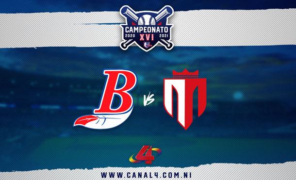 Indios del Bóer VS El Tren del Norte - XVI Campeonato LBPN 2020