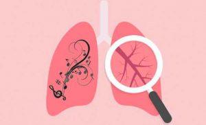 """Foto agencia: Solo son """"seis segundos"""" para poner a prueba la capacidad pulmonar y detectar la aparición de alguna patología."""