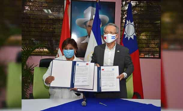 Foto Cortesía: El Señor Jaime Chin Mu Wu, dijo que Taiwán se complace en apoyar los esfuerzos del Gobierno en restituir el derecho a la salud a través del MINSA