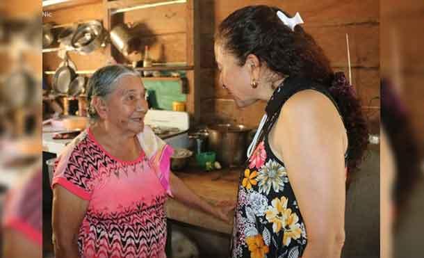 Foto Cortesía: Los protagonistas expresaron su respaldo a la búsqueda de la Paz y reconocieron el avance de las mejoras del Municipio de Siuna y del País en general.c