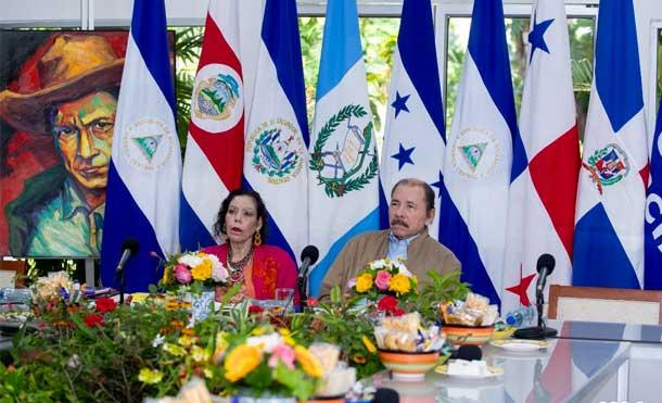 Foto CCC César Pérez: Nicaragua participa en reunión virtual con mandatarios centroamericanos y el BCIE ante emergencia por Iota