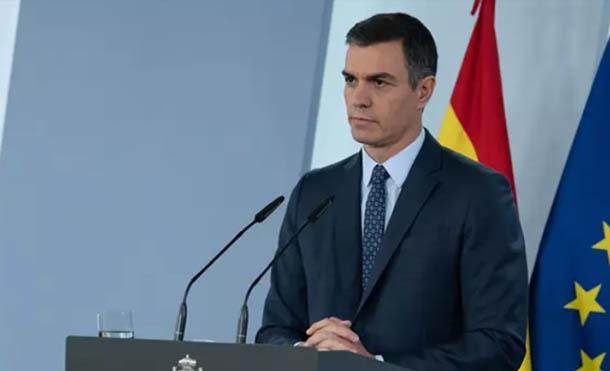 Foto: Cortesía // Presidente del Gobierno, Pedro Sánchez