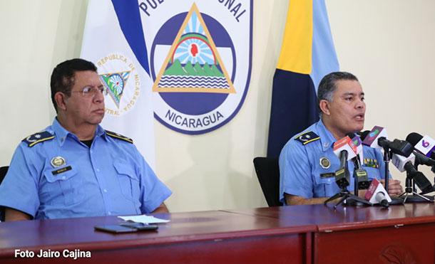 Foto Cortesía: Policía Nacional desarrolla plan de atención a la emergencia del Huracán ETA
