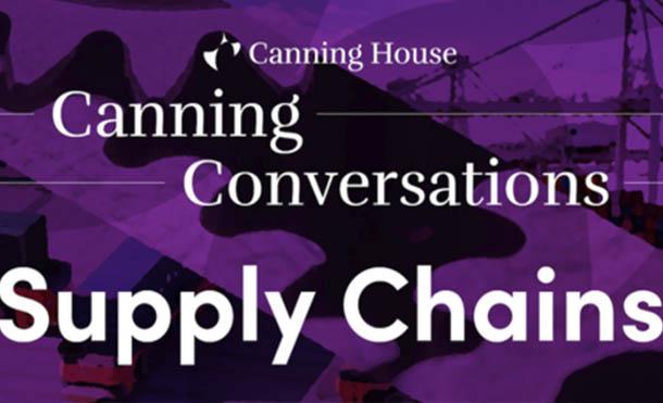 Foto CCC // Conversación Canning: las Cadenas de Suministro