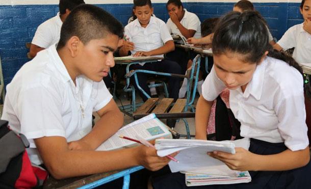 Foto Cortesía El 19 Digital: Suspenden clases en Centros Educativos de la Costa Caribe Norte por el paso del huracán Eta