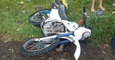 Imagen referencia: La Policía Nacional informó el fallecimiento de cinco motociclistas, los cuales no portaban casco de protección. Tres de ellos conducían en estado de ebriedad.