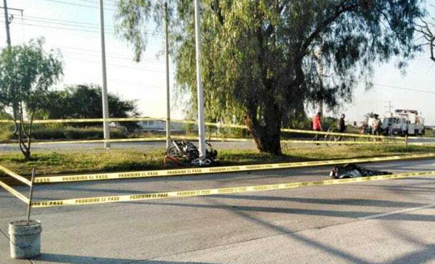 Foto referencia: Policía Nacional informó del fallecimiento de Katherine Alexandra Lacayo Castillo quien conducía a exceso de velocidad, provocando que impactara contra un árbol en León.