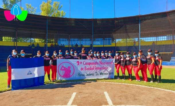 Foto Canal 4: En este campeonato participan cinco equipos de los departamentos de León, Chinandega, Estelí y Managua.