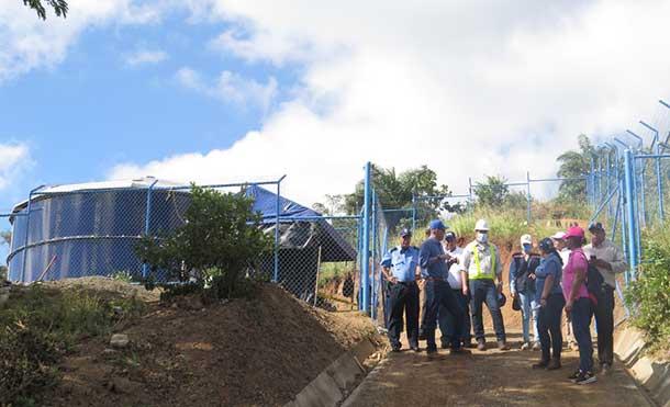 Foto cortesía: Este proyecto permitirá mejorar la calidad de vida de 797 Familias (4,384 Herman@s) y la salud a la población de Tola.