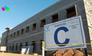Foto Multinoticias // Los siete edificios que conforman el Hospital presentan grandes avances en su construcción