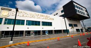 Personal médico del Hospital Militar recibe acreditación diamante, por parte de la organización internacional Acreditación Canadá