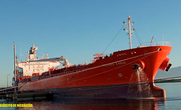 Durante la protección y seguridad de estas embarcaciones, se emplearon 43 efectivos militares, 1 buque logístico, 1 guardacostas, 2 lanchas rápidas y 3 lanchas auxiliares.