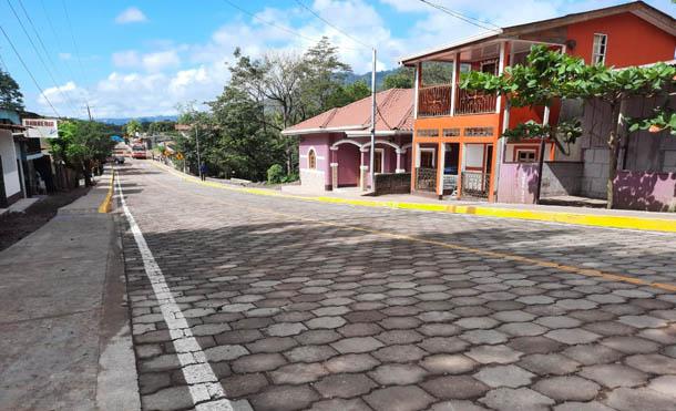 Foto Multinoticias // El proyecto tuvo un monto de 20 millones de córdobas