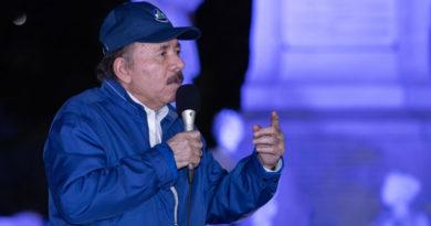 Foto: CCC. César Pérez / Mensaje del Presidente Daniel Ortega a las Familias nicaragüenses (11-01-21)