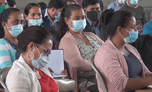 Foto Multinoticias // Docentes participan en la segunda fase departamental de intercapacitación