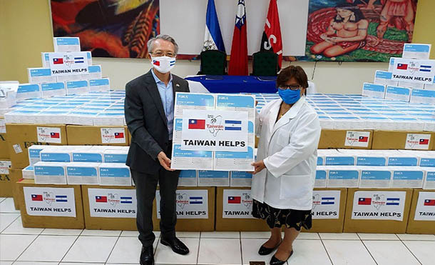 Foto MINSA // El Ministerio de Salud recibió 36 mil reactores rápidos