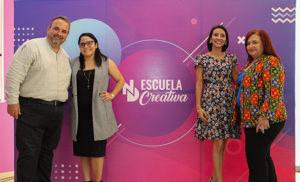 Foto Cortesía: Escuela Creativa Nicaragua Diseña, realizó un Open House en donde dio a conocer la nueva oferta académica 2021 en el Centro de Convenciones Olof Palme.