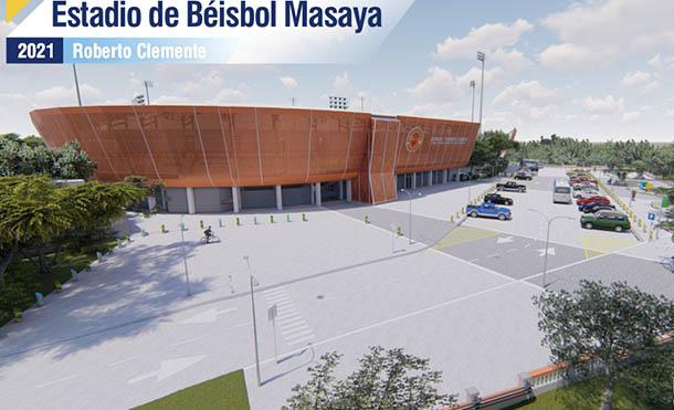 Foto CCC // Nicaragua invertirá 400 millones de córdobas en el Estadio de Masaya