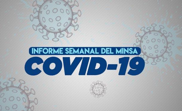 Informe Semanal del MINSA, situación del coronavirus al 5 de enero del 2021