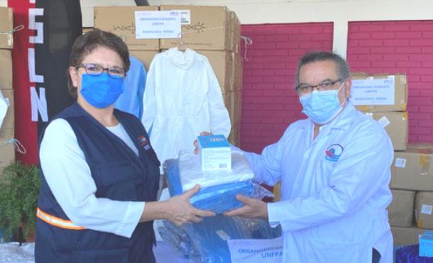 El Fondo de Población de las Naciones Unidas (UNFPA), entregó donación al Ministerio de Salud, para apoyar la Clínica de atención integral de adolescentes del Hospital Bertha Calderón, Managua.