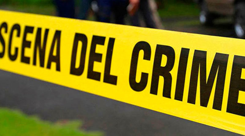 falleció uno de dos sujetos que intimidaron y agredieron con arma blanca al Sub Oficial Franklin Idiamir Cantillano Ramos en el municipio de Bilwi, Región Autónoma Costa Caribe Norte.