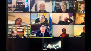 Embajadores de América Latina ante la Santa Sede.