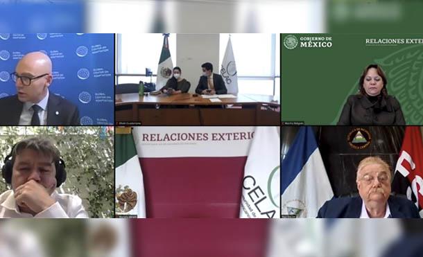 """Foto CCC // Lanzamiento del informe: """"Una recuperación verde y resiliente en América Latina y el Caribe"""""""