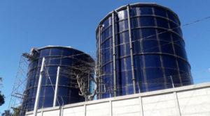 El proyecto de sistema de agua potable en Catarina avanza en un 95%